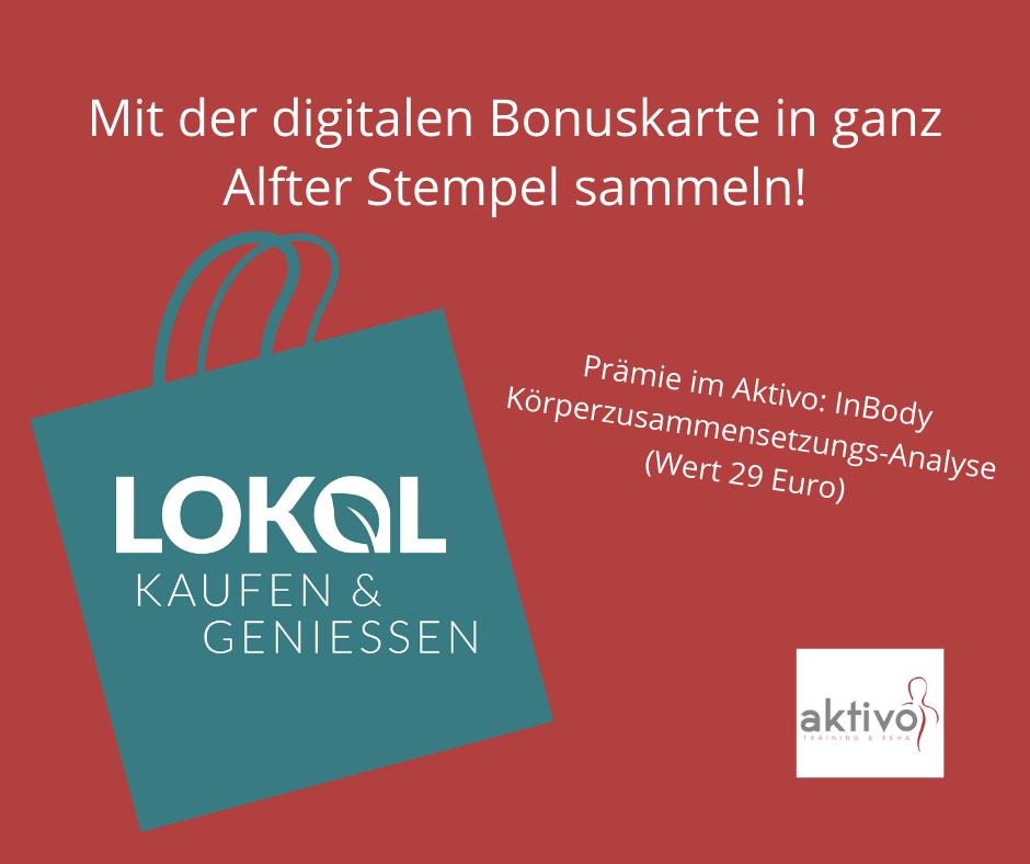 """Aktionskampagne """"Lokal kaufen und genießen"""""""